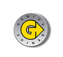 Genius Center Caps & Inserts