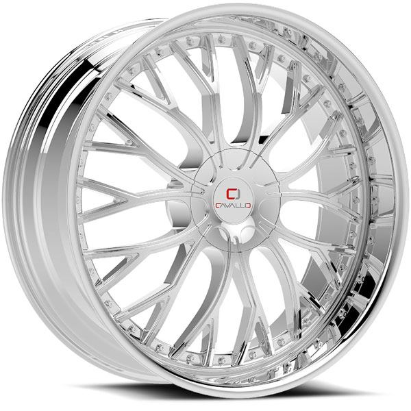 Cavallo CLV-33 Chrome