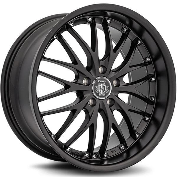 Curva Concepts C3 Matte Black