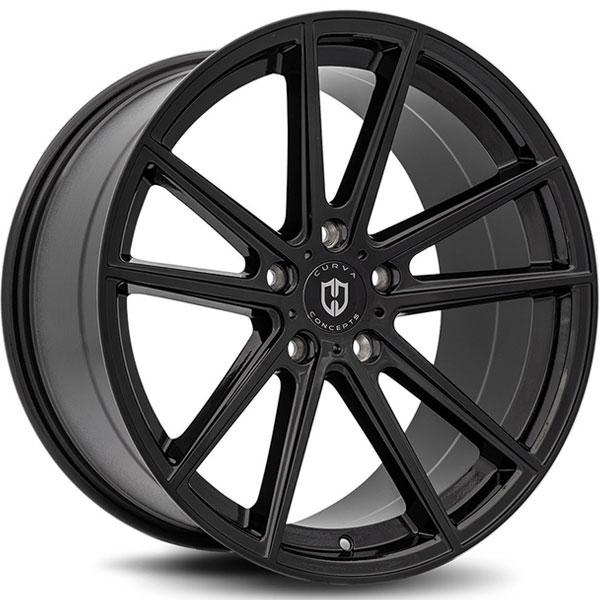 Curva Concepts C44 Gloss Black