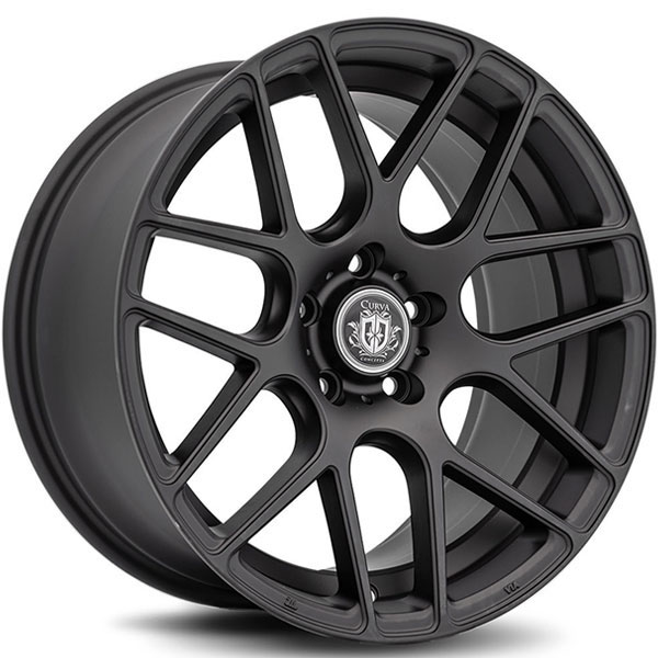 Curva Concepts C7 Matte Black