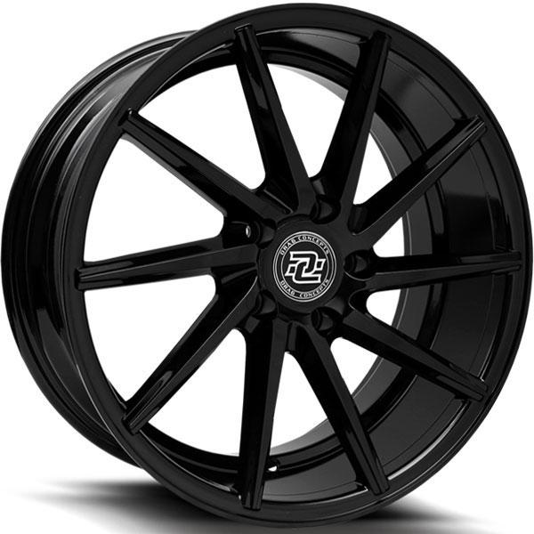 Drag Concepts R35 Gloss Black