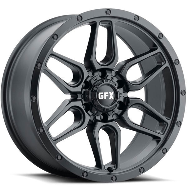 G-FX TR18 Matte Black
