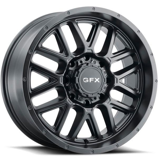 G-FX TR5 Matte Black