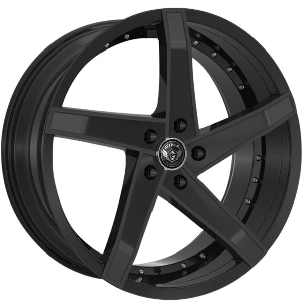 Gima Vortex Flat Black