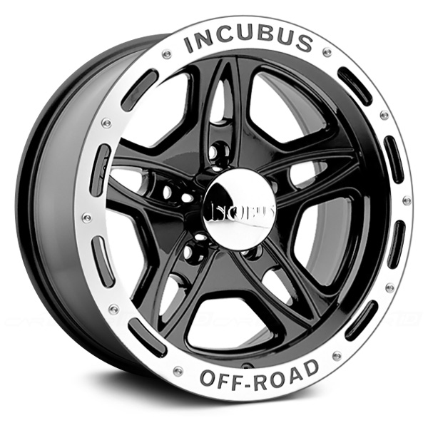 Incubus 511 Offroad Black
