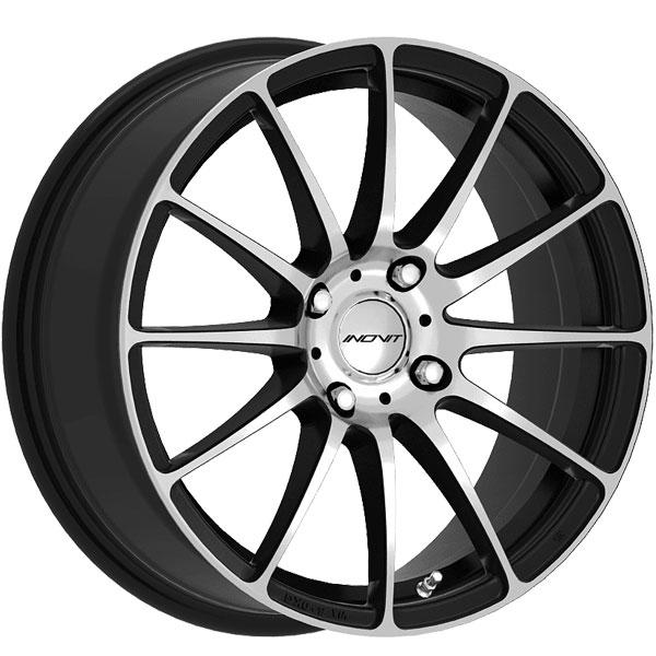Inovit Force 4 Gloss Black with Diamond Cut Surface