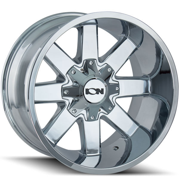 Ion Alloy 141 Chrome