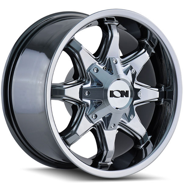 Ion Alloy 181 PVD Chrome