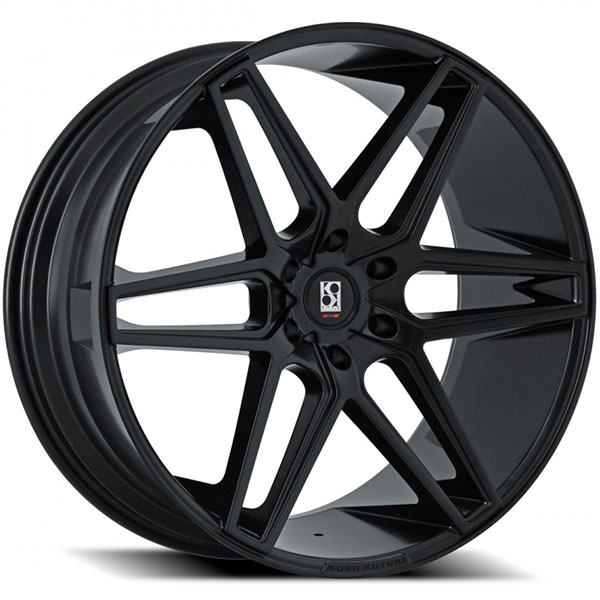 KoKo Kuture Dacono Gloss Black