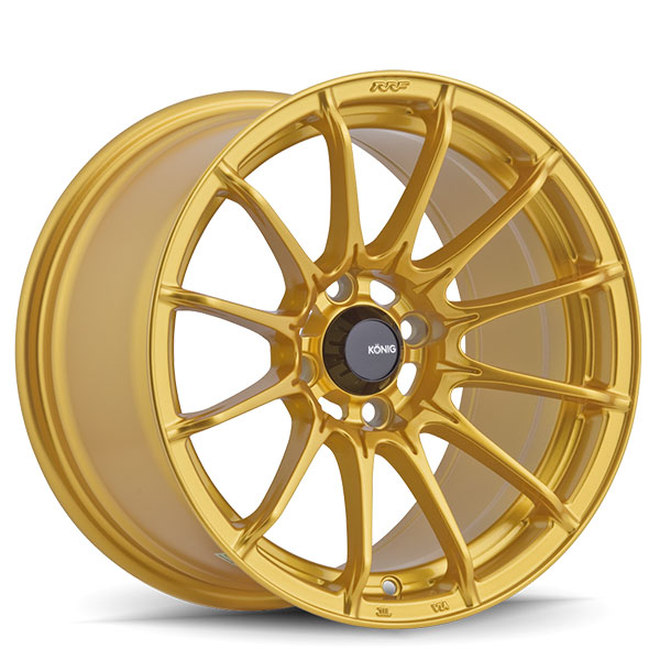 Konig Dial-In Gold