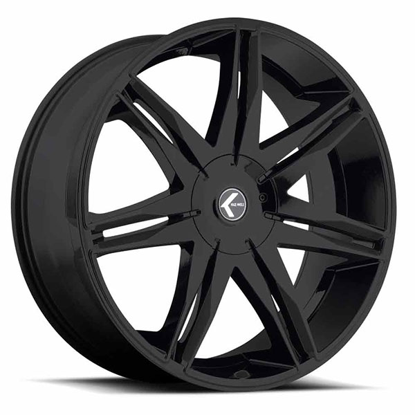 Kraze 143 Epic Satin Black