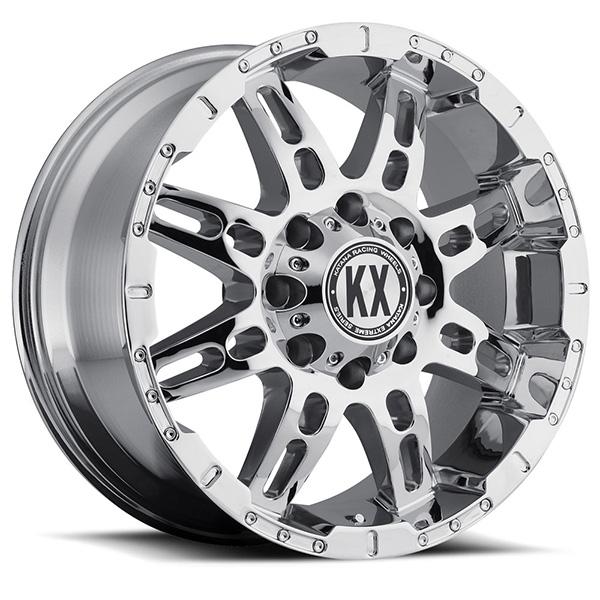 KX CP34 Chrome