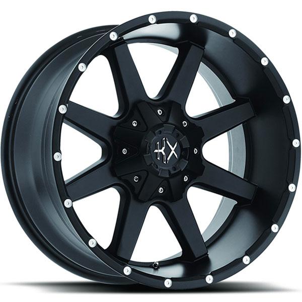 KX Offroad KX01 Matte Black