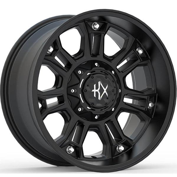 KX Offroad KX12 Matte Black