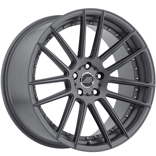 Mach MT.7 Gunmetal Gray