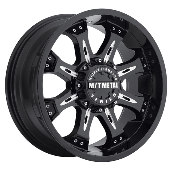 Mickey Thompson Metal Series MM-164B Matte Black