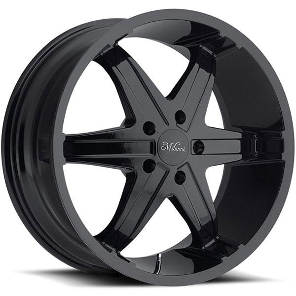 Milanni Kool Whip 6 446 Gloss Black