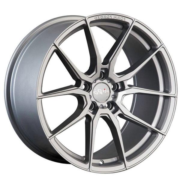 Miro Type F25 Full Silver