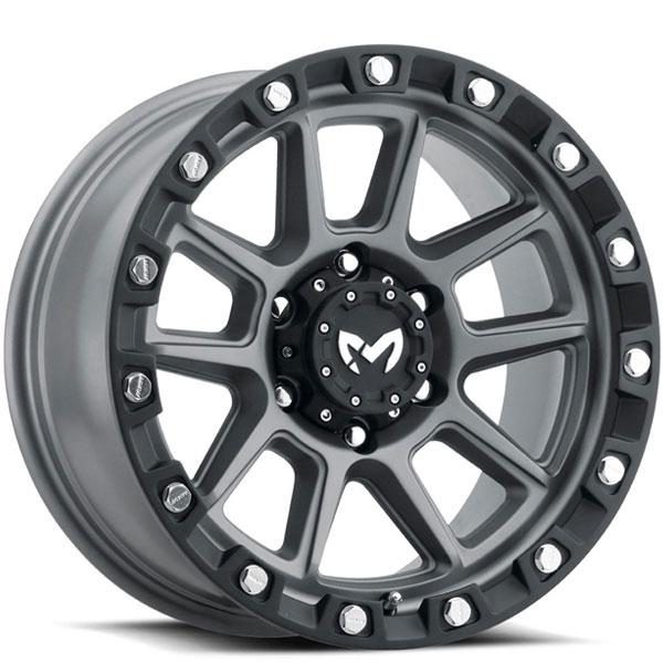 MKW M205 Matte Grey