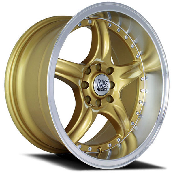 NS Series Drift-DC01 Gold with Polished Lip