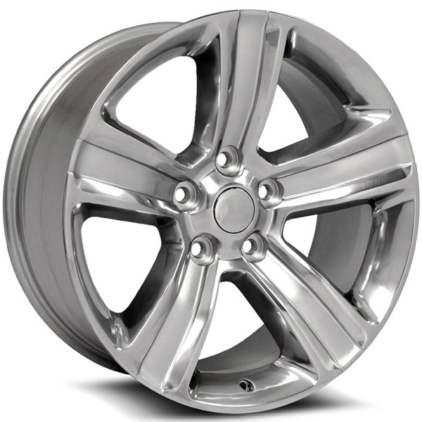 OE Revolution 155 Silver Polished