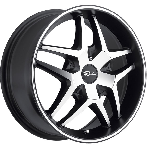 Raceline 192M Montage Black with Machined Face