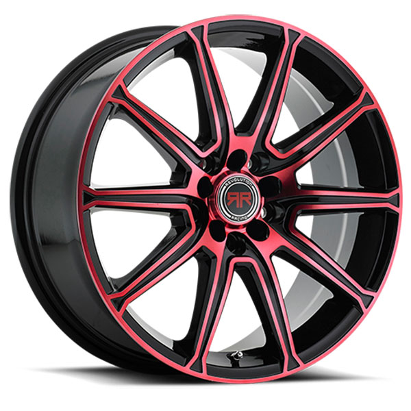 Revolution Racing R3 Red