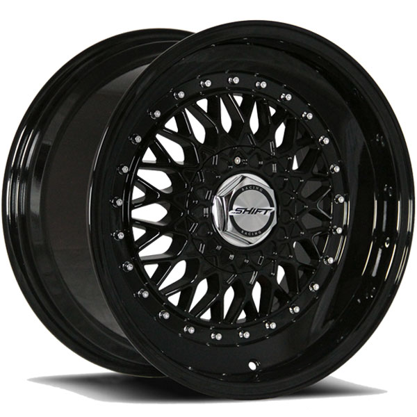 Shift Clutch Gloss Black