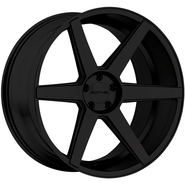 SOTHIS SC002 Flat Black