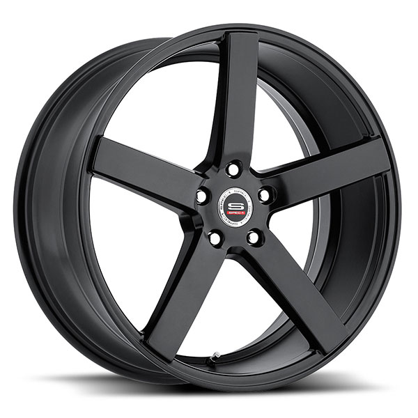 Spec-1 SP-36 Matte Black
