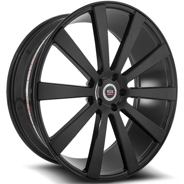 Spec-1 SPL-002 Gloss Black