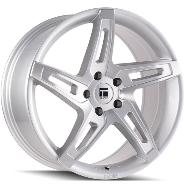 Touren TF04 Brushed Silver
