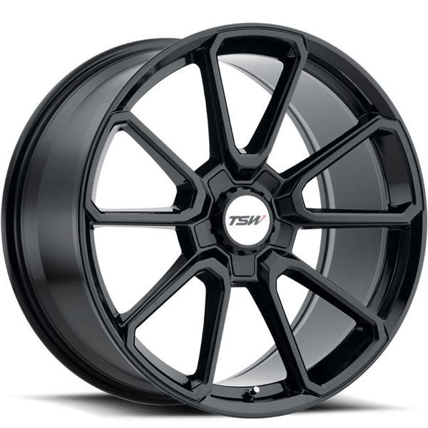 TSW Sonoma Gloss Black