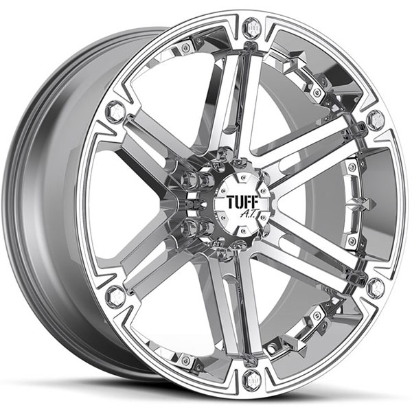 Tuff T01 Chrome