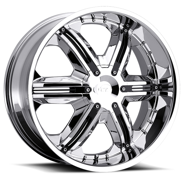VCT Corleone Chrome with Black Inserts