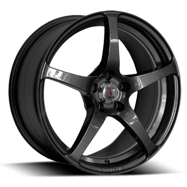 Velocity VW 225 Black