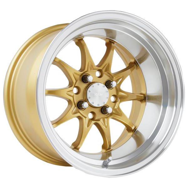 Verde V26 Boost Gloss Gold Machined