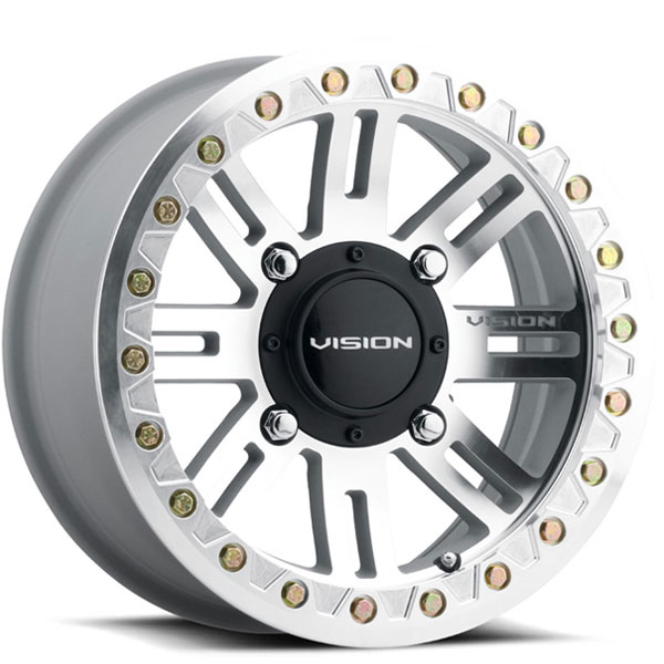 Vision 356BL Manx 2 Beadlock Machined